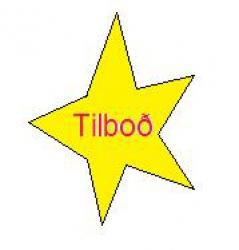 TILBOÐ image